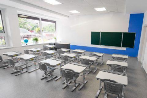 Limpieza de colegios y centros educativos